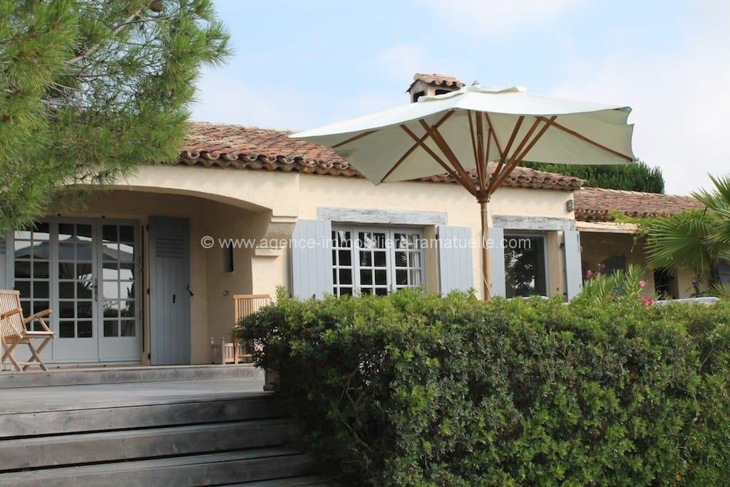 Jolie maison provençale, Ramatuelle