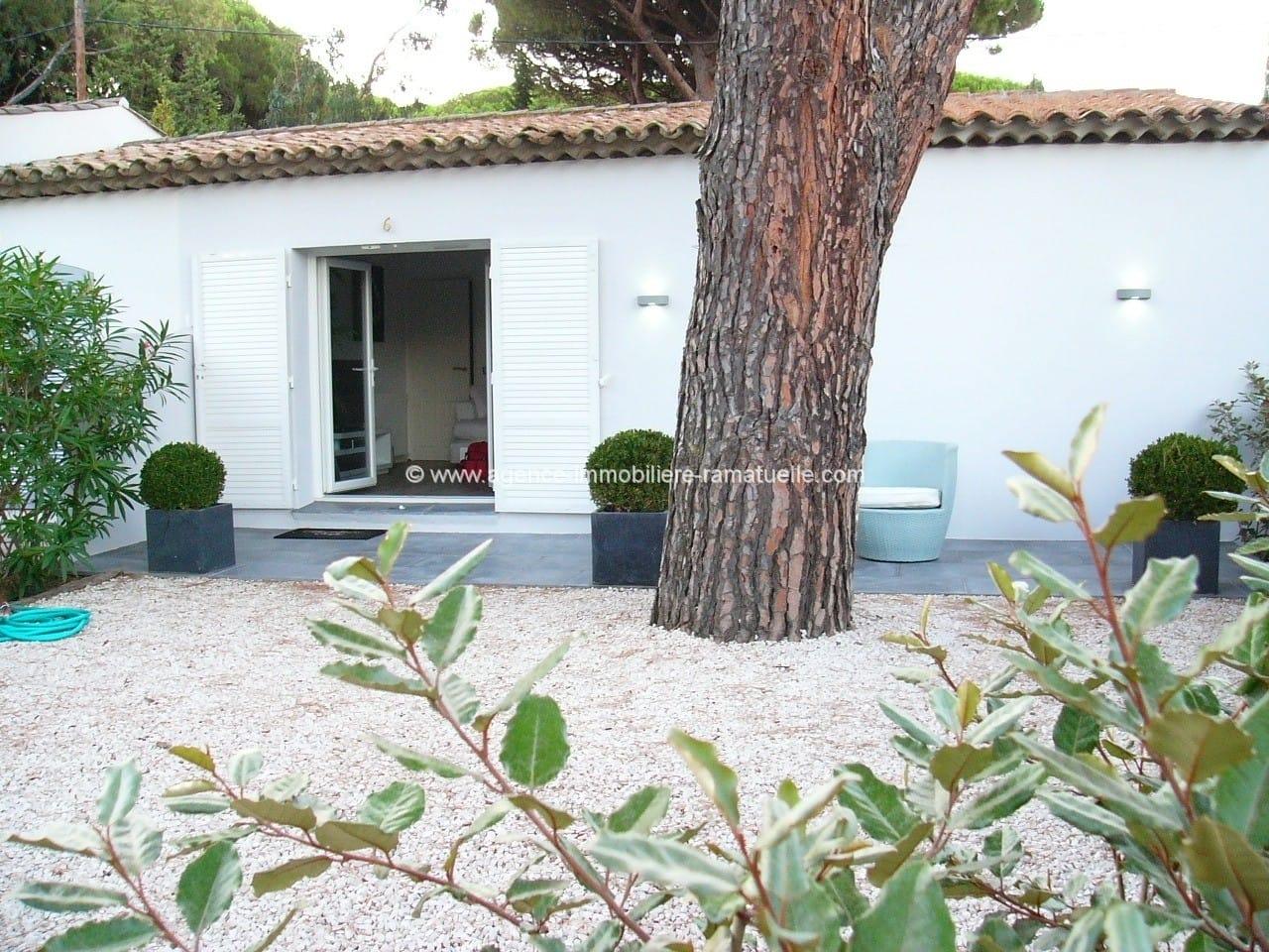 Maison provençale, Saint-Tropez