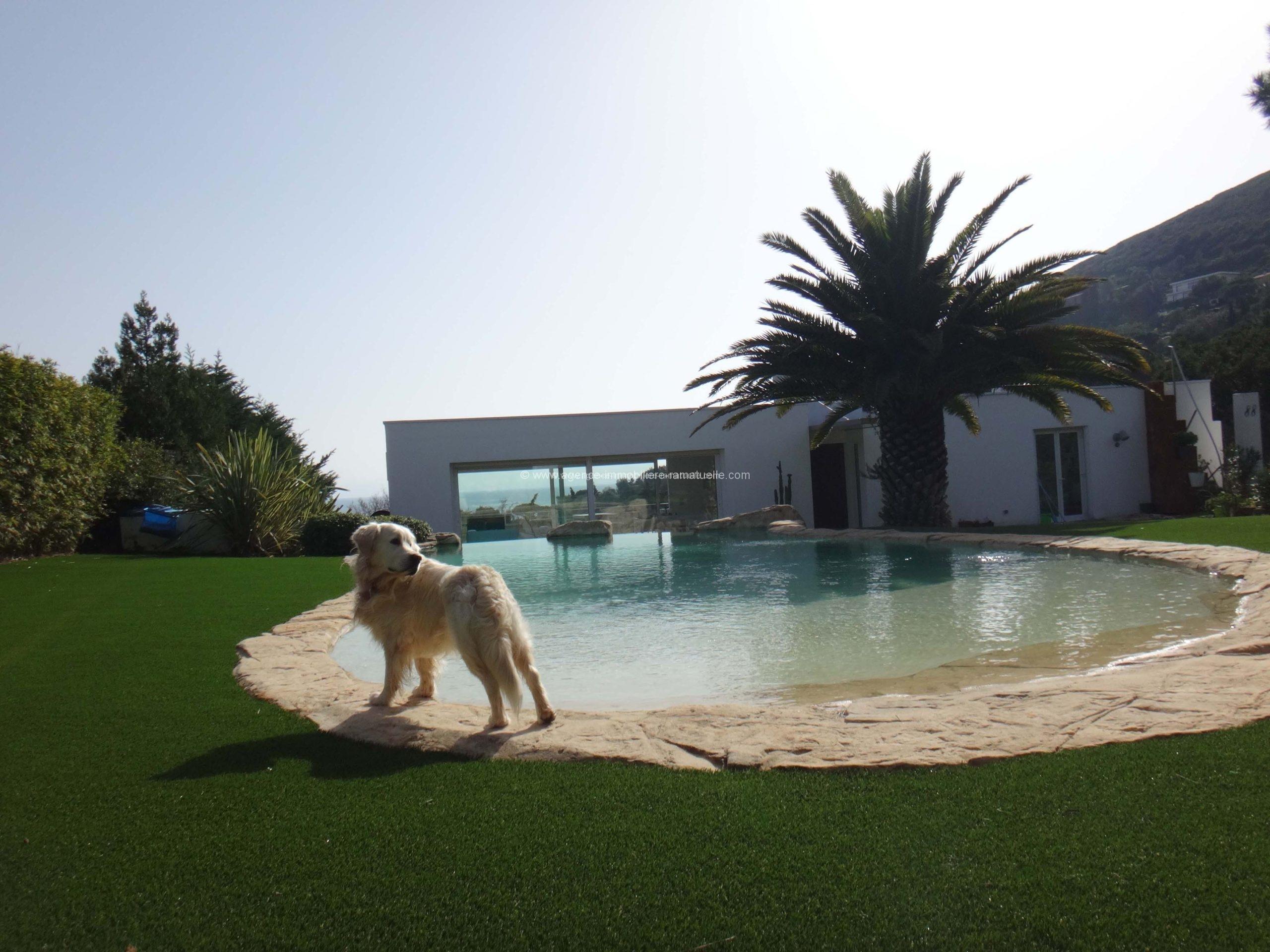 Magnifique villa moderne, Ramatuelle