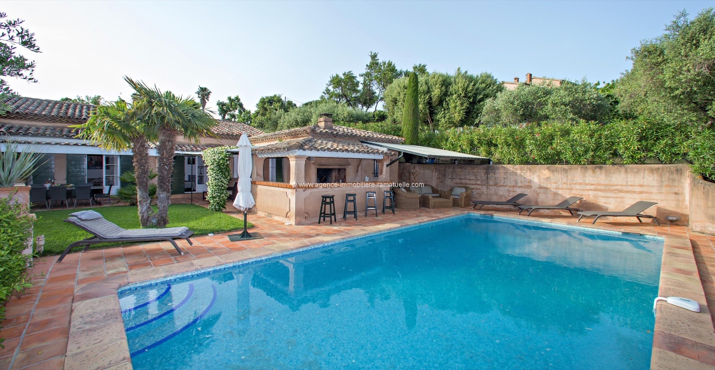 Villa Les Olivettes, Sainte Anne, Saint Tropez