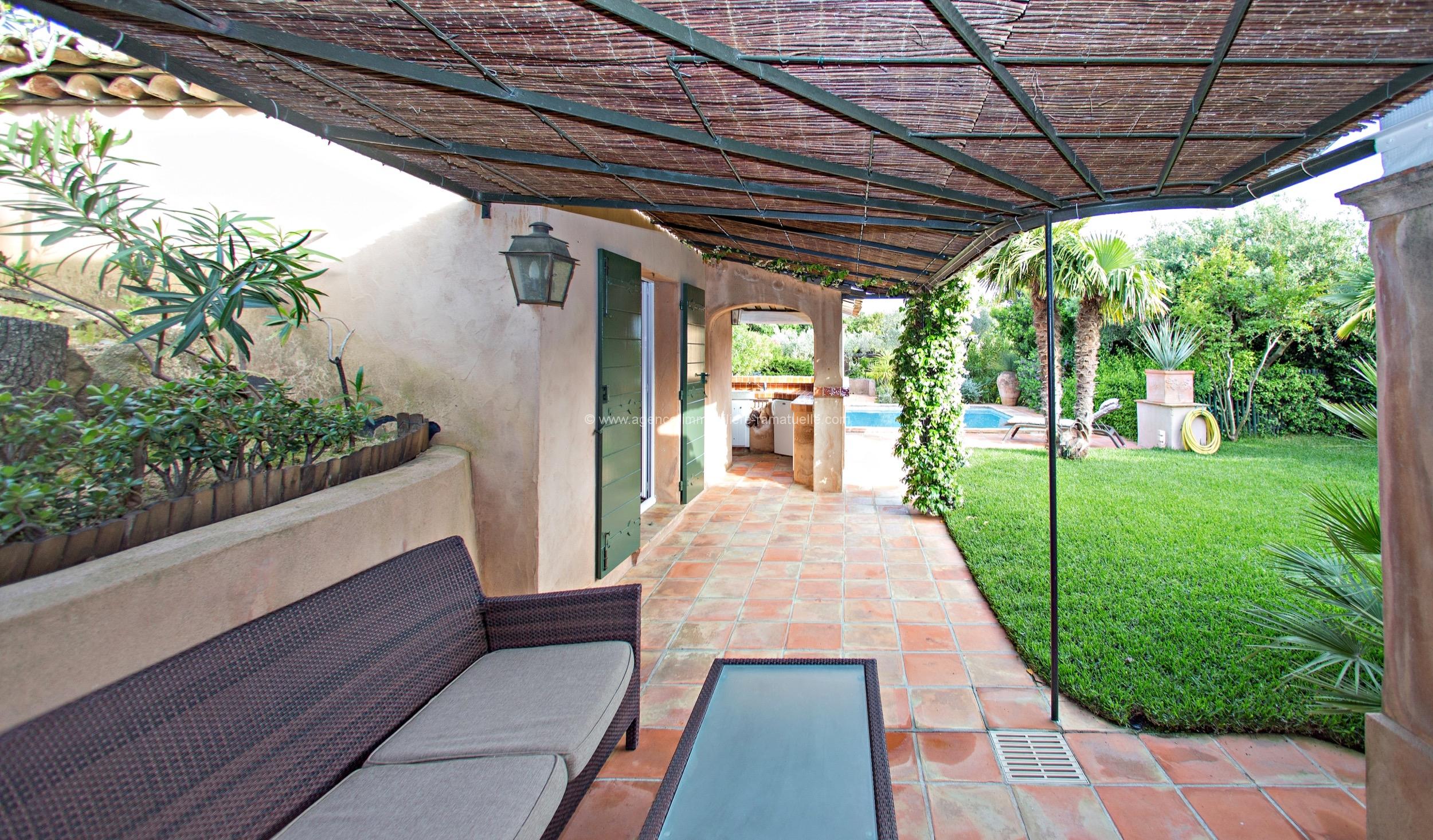 Villa Les Olivettes, Quartier Sainte Anne, Saint Tropez