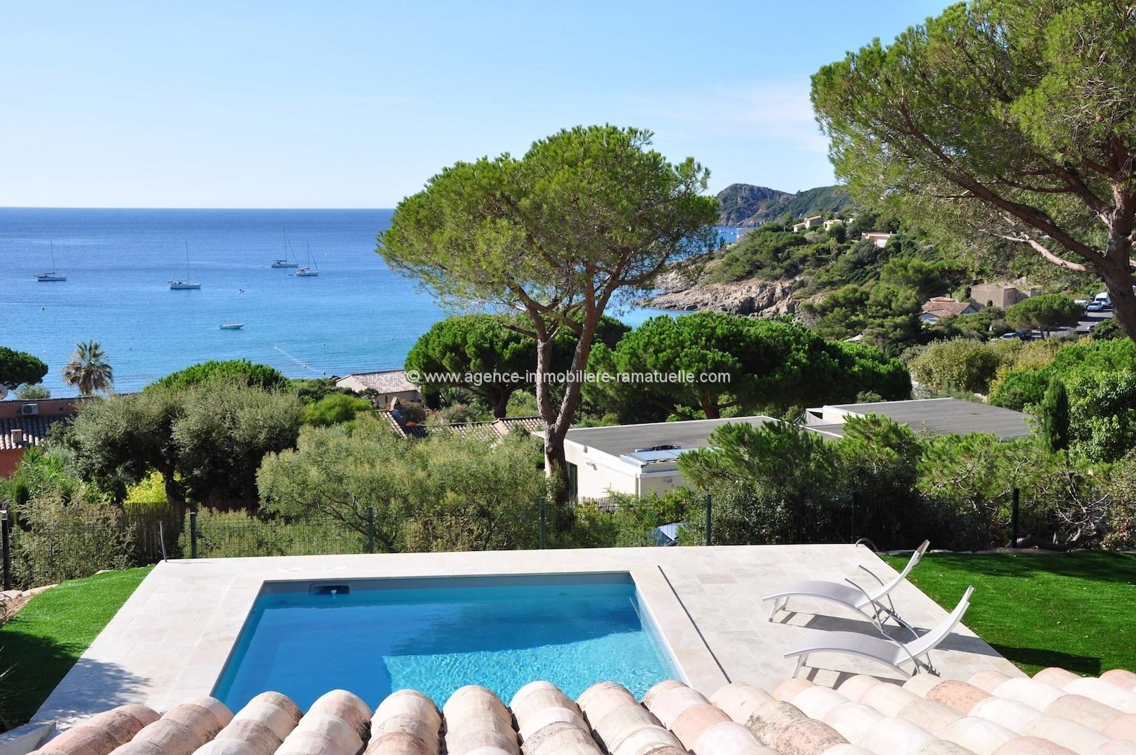Villa néo-provençal magnifique vue sur la mer , Ramatuelle