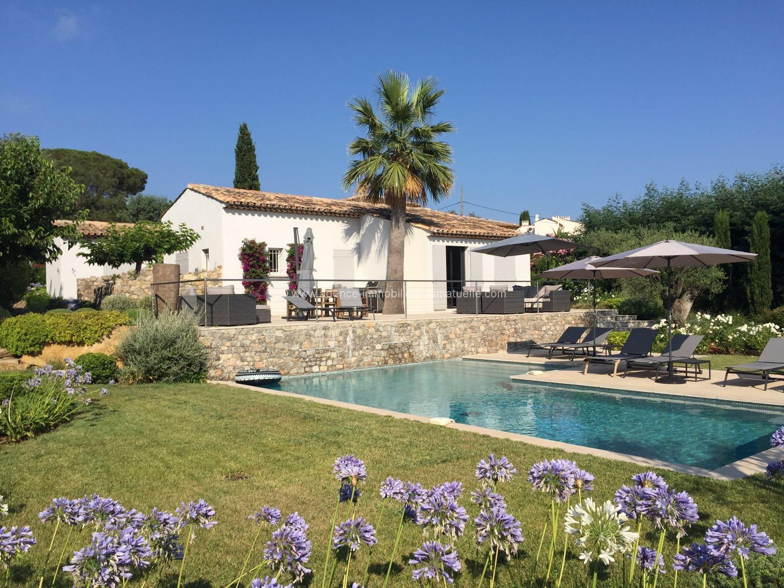 Charmante maison de plain-pied, Saint Tropez / Ramatuelle