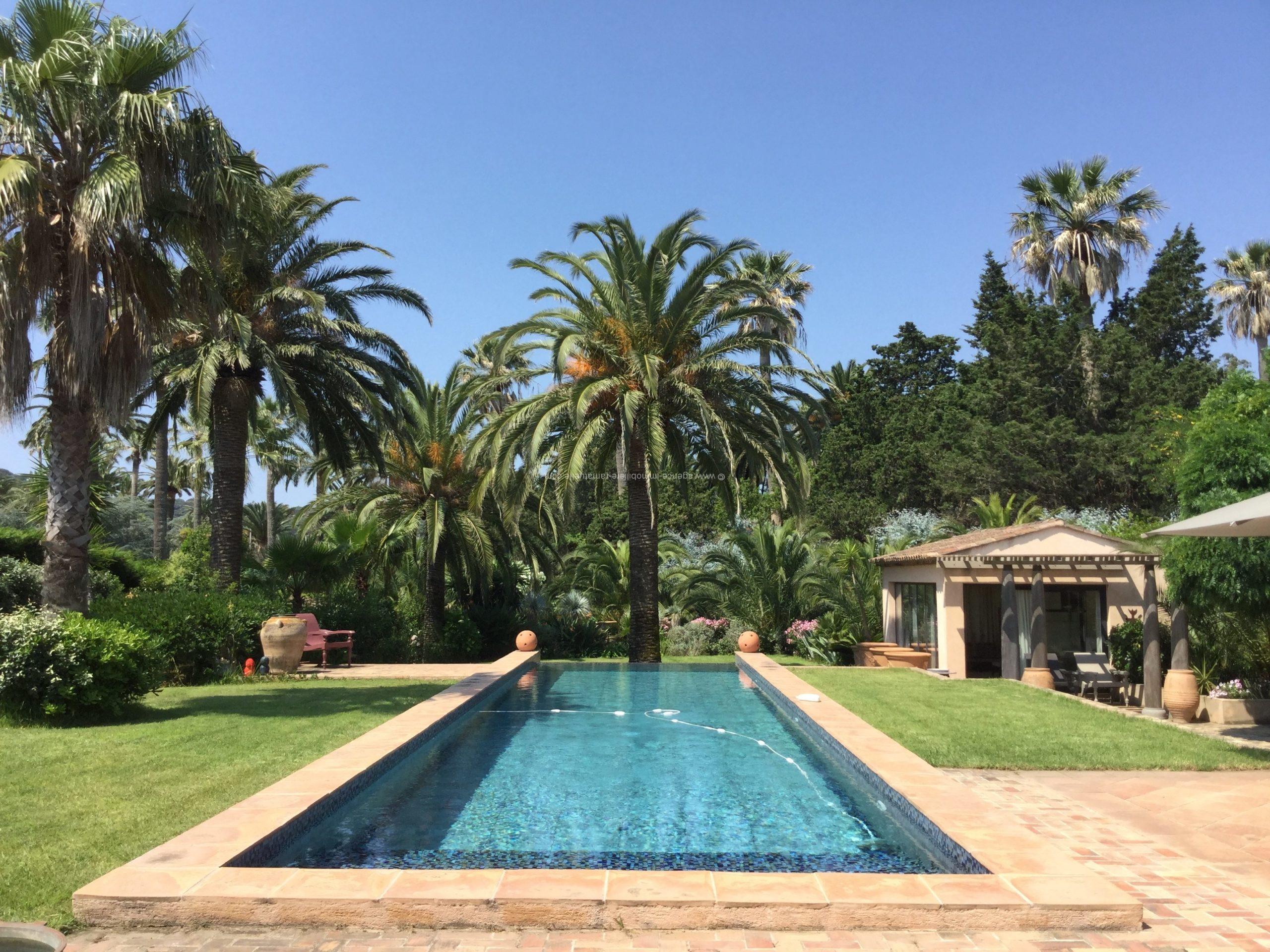 Belle maison Parcs de la Moutte – Saint-Tropez