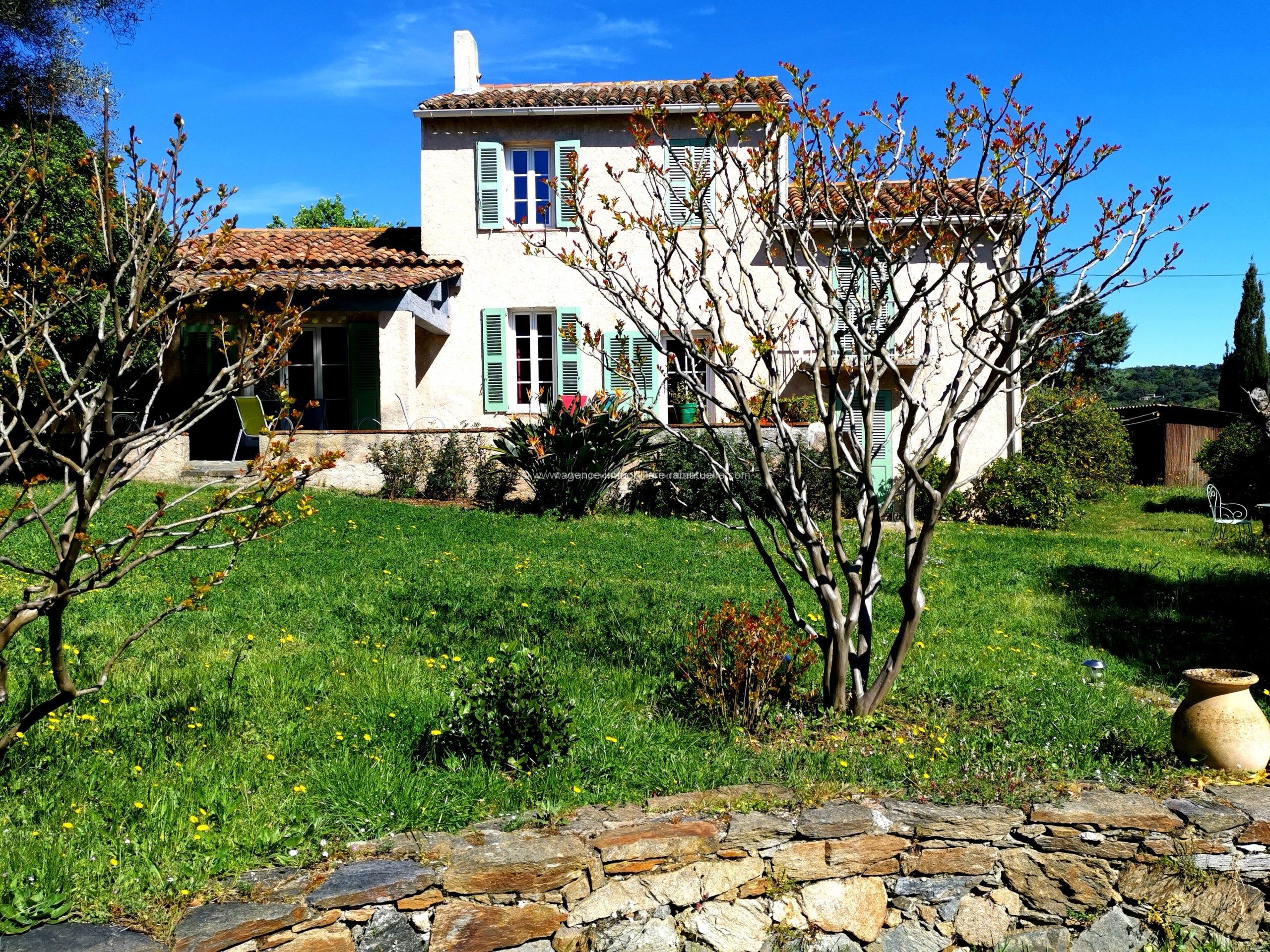 Villa La Bouaou Quartier de la Rouvenède  Ramatuelle