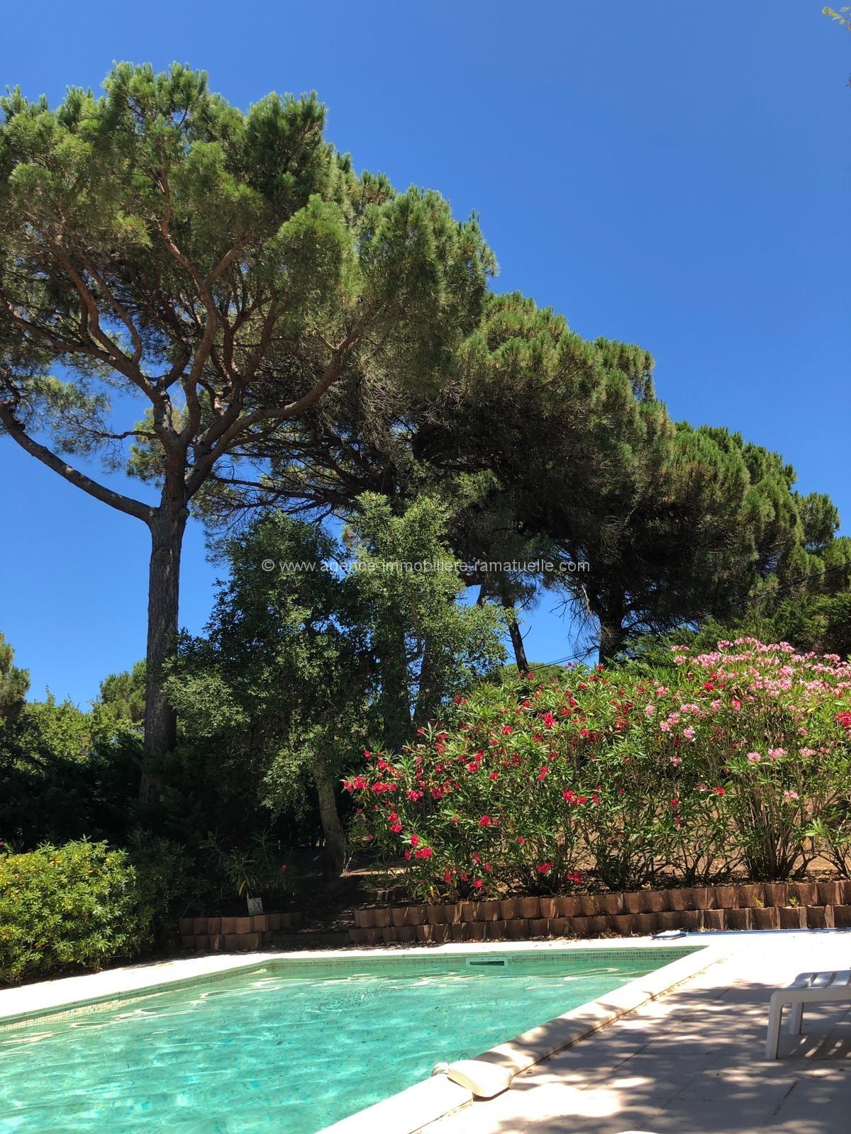 Magnifique Mas provençale près de la plage de l'Escalet-Ramatuelle