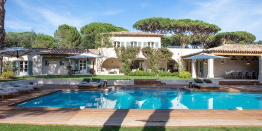 La Villa Malko – Les Parcs de Saint-Tropez – Saint Tropez